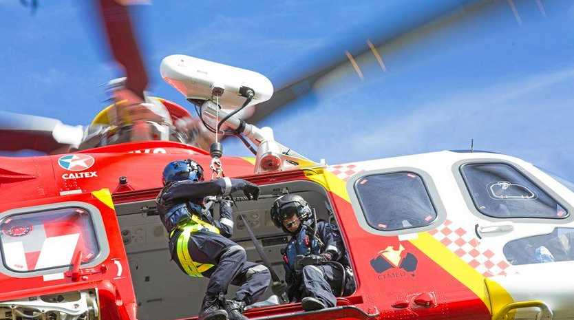 The Westpac Life Saver Rescue Helicopter has completed 24 missions in four days.