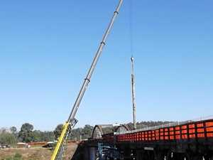 No traffic on historic Gympie region bridge until Christmas