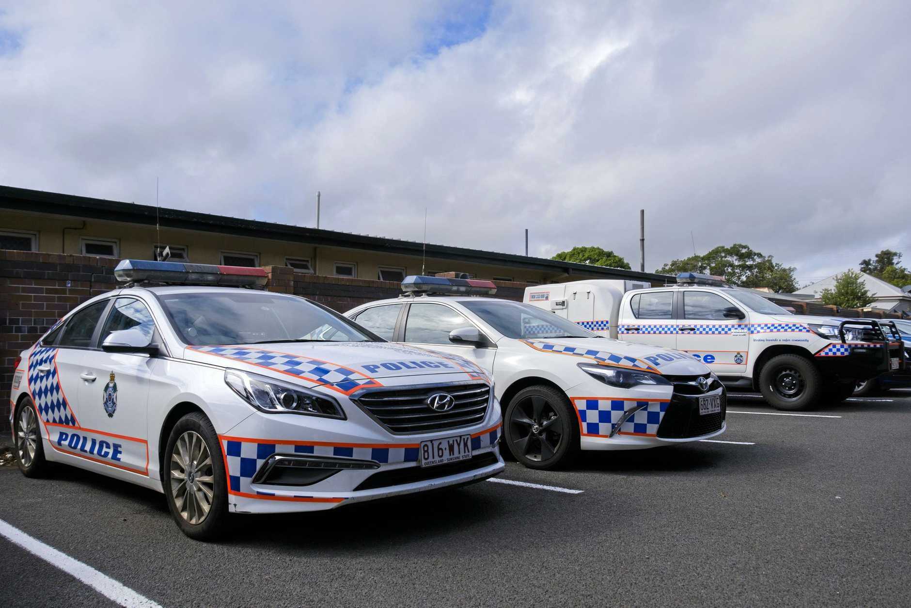 The driver, a 30-year-old Nerang man was placed under arrest.