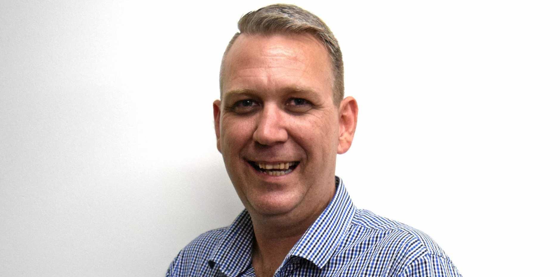 General manager Nigel Irving.