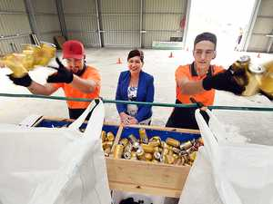 SUCCESS: Recycling business generating Fraser Coast jobs