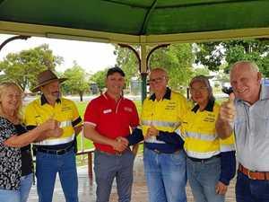 Labor promises cash injection for Burnett community group