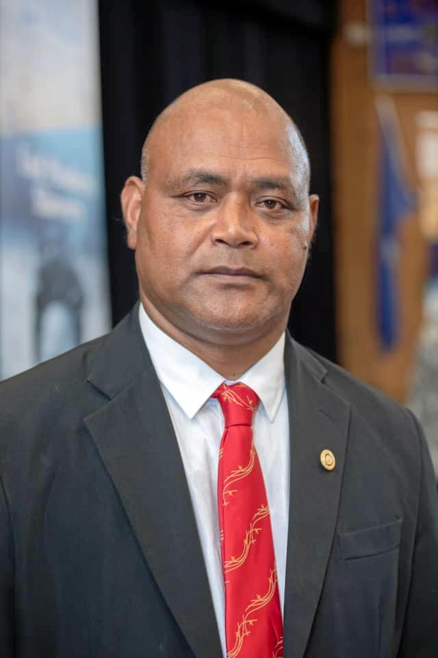ELECTION: Independent candidate for Hinkler Moe Turaga.
