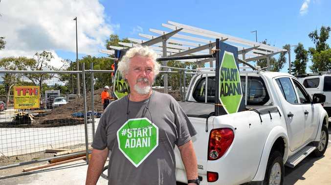 Mackay businesses sign letter for Adani