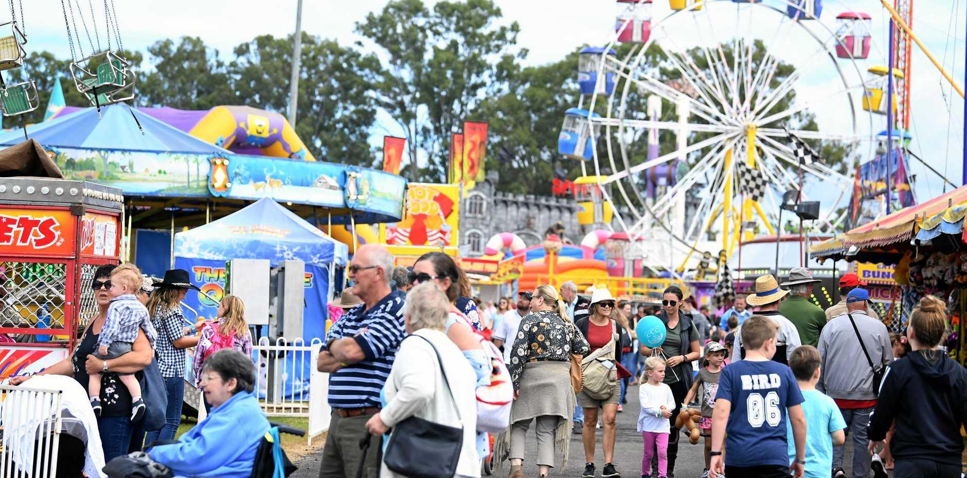 Festival sneak peek to appear at Gympie Show.