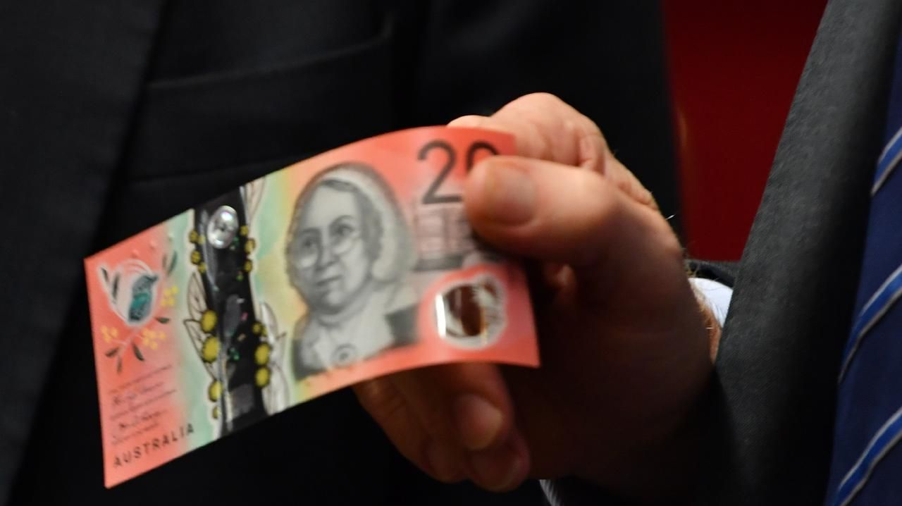 Zero inflation is a sign something's gone wrong with the economy. Picture: Dean Lewins/AAP