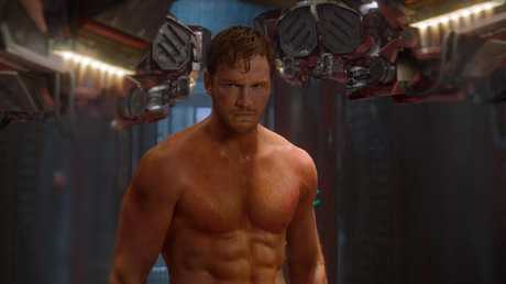 The actor as Peter Quill/Star-Lord. Picture: Marvel