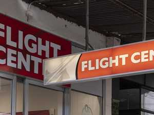 Flight Centre profit edges up