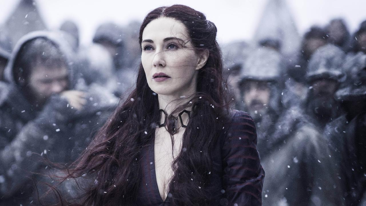 Melisandre hasn't been appeared or even been referenced in the new season. Picture: HBO