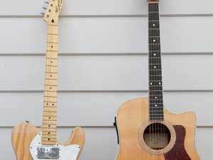 Coast musician's 'momentary lapse' tips off cops to crimes