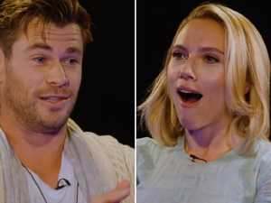 Hemsworth's brutal ScarJo insult
