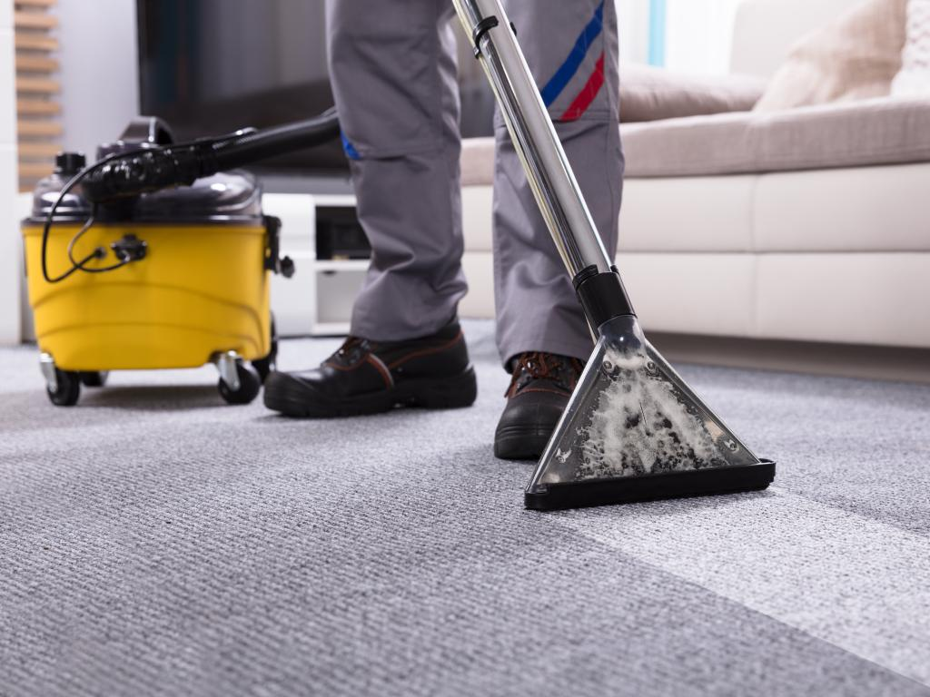 Sergio is a carpet cleaner from Earlwood, in Sydney's inner west.