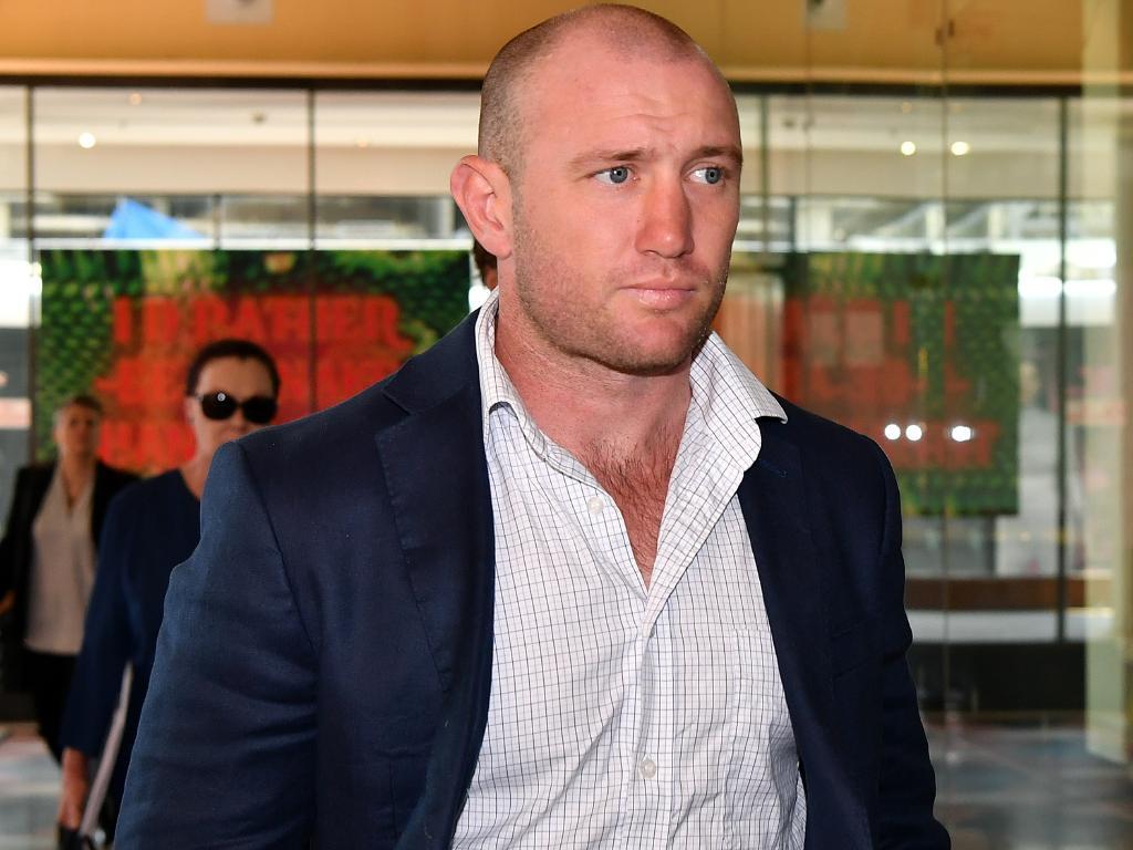 Former Australian Rugby Sevens captain James Stannard.