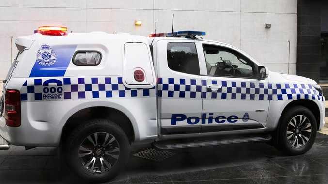 'Bronzing up' in police van lands Toowoomba man in jail