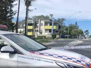 'Loud scream': Man found on Logan roadside dies