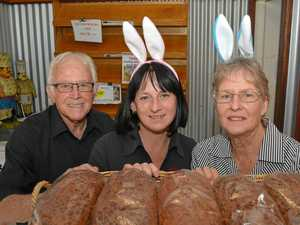 Unconventional buns helping sick kids in hospital beds