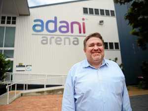 Goodbye Hegvold Stadium, hello Adani Arena