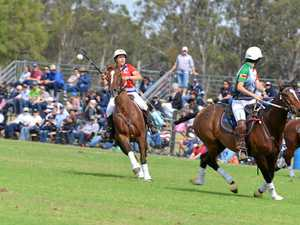 Warwick club horse claims top award at polocrosse
