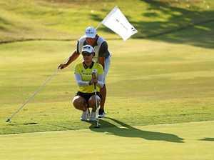 Aussie Minjee Lee leads the LA Open
