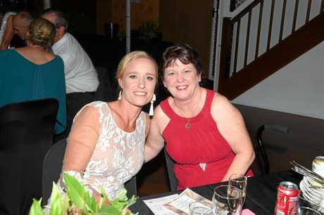 Gympie Show Ball - Rebecca Rose and Kylie Brown