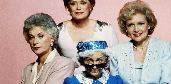 The Golden Girls remains one of the best-loved sitcoms in history. Picture: AP