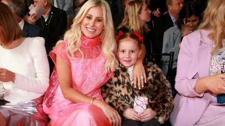 Roxy Jacenko and daughter Pixie Curtis who are credited with kicking off the influencer trend in Australia. Picture: Toby Zerna