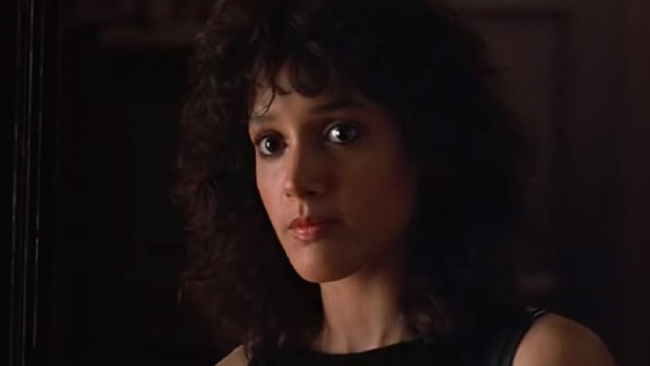 Jennifer Beals in the iconic audition scene from Flashdance.