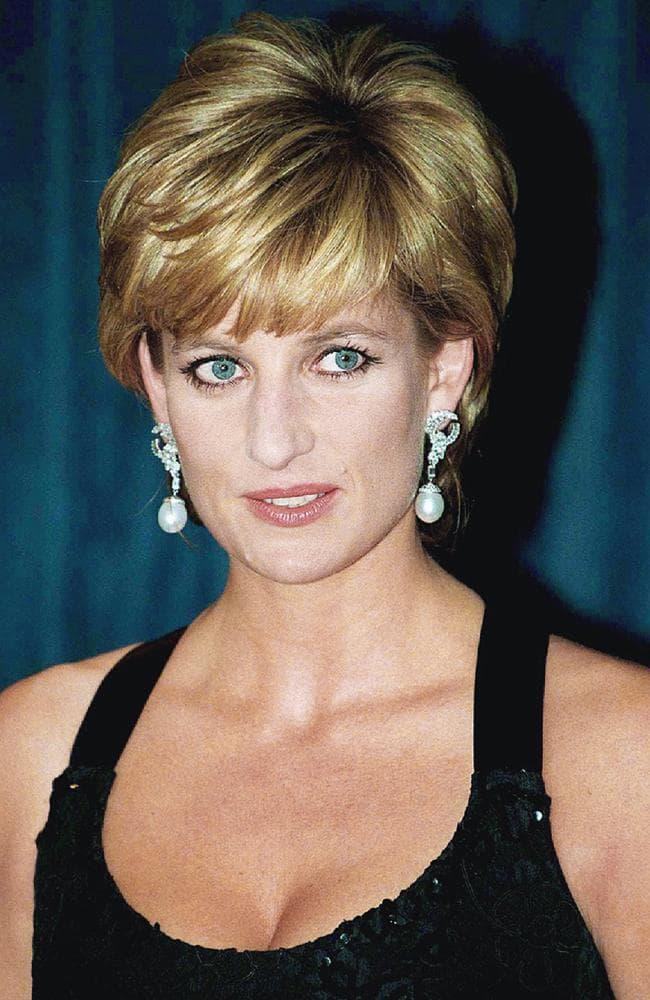Princess Diana, the 'People's Princess'.