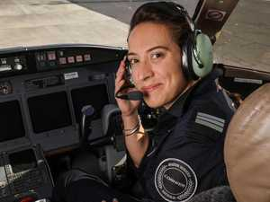 Meet Australia's first female search-and-rescue pilot