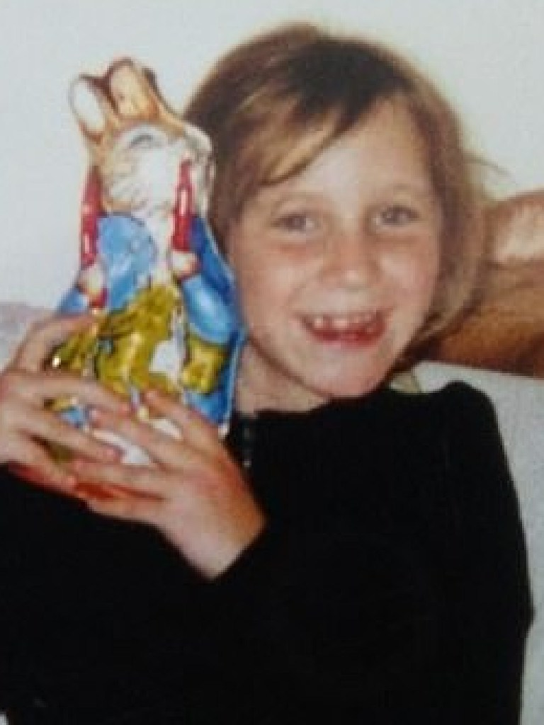 Chantelle Daly (nee Hamilton) was just six-years-old when she was assaulted.