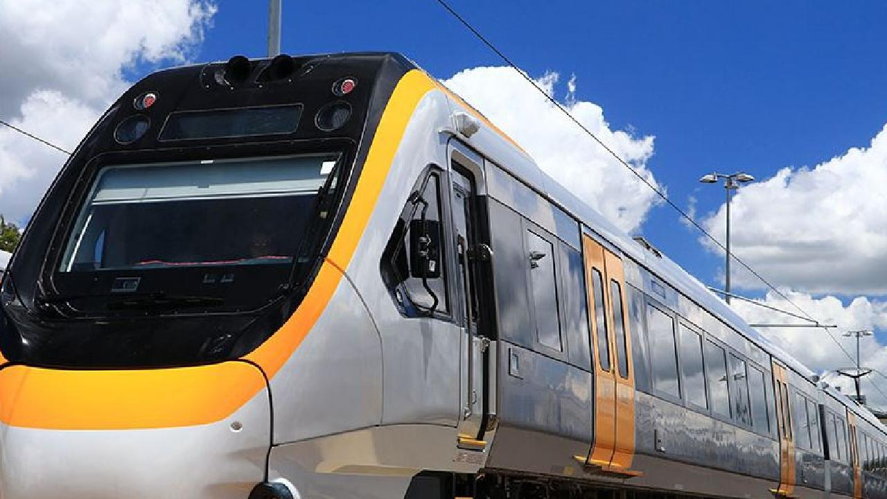 All trains are suspended in Brisbane after a signal fault.