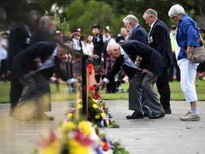 Hervey Bay ANZAC Day Ceremony 2019