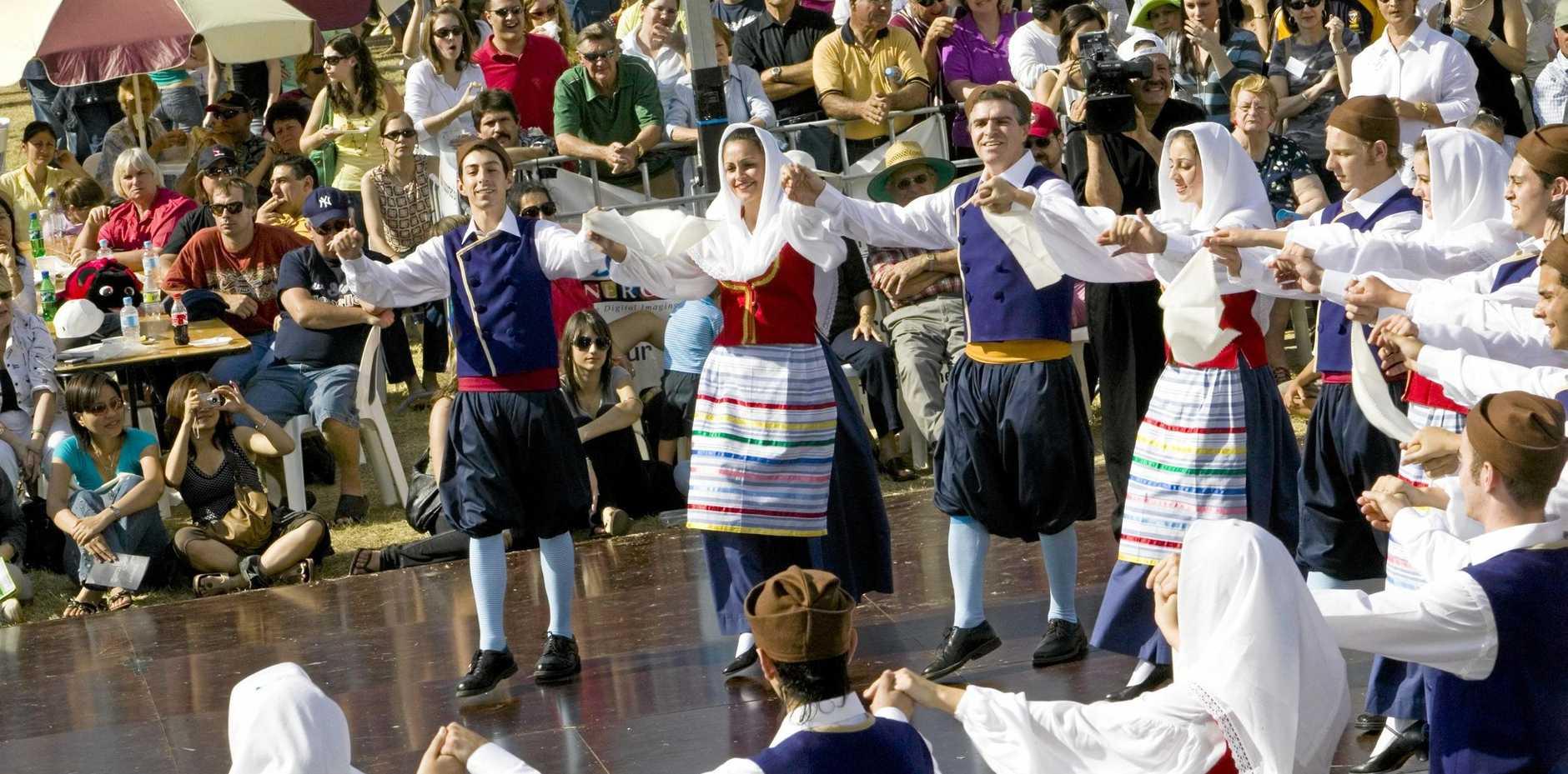 GREEK CELEBRATION: Brisbane's annual Paniyiri Greek Festival is on May 18.