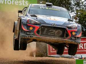 Network Ten swoop on rally rights