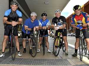 Pedal-powered fundraiser helps fight MND