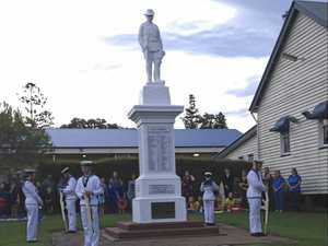Tiaro honours the fallen in touching service