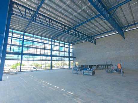 PROGRESS: Shots and impressions from the soon to open Sports Hub Sunshine Coast at Lake Kawana.