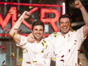 Shock win in My Kitchen Rules GF