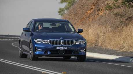 The 3-Series can still be had with a diesel engine.