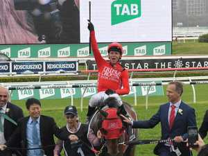 Redzel set to peak for Everest again