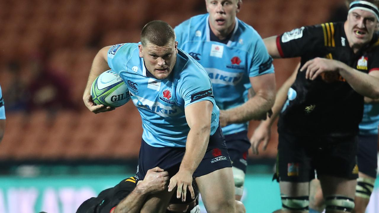 Tom Robertson has answered an SOS from the Waratahs. Picture: Getty Images