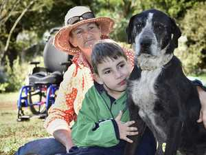 NDIS reveals when Angus will receive his new wheelchair