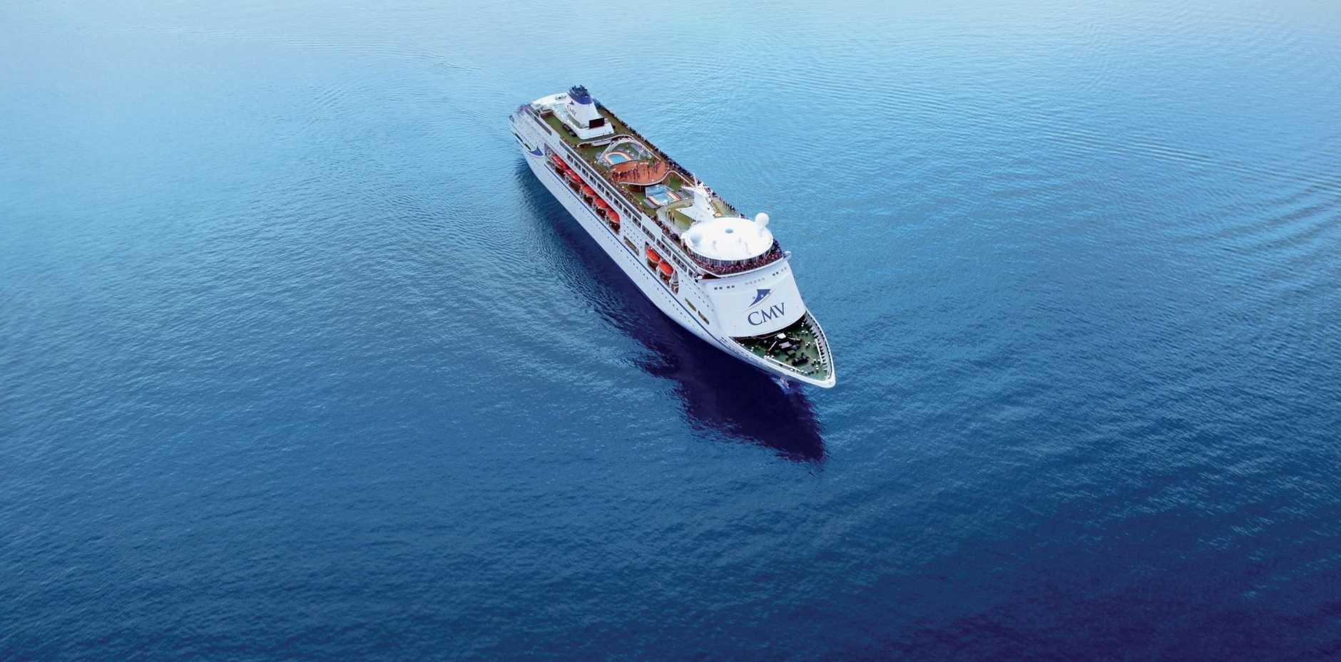 Cruise & Maritime Voyages' Columbus.