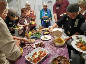 Nambour neighbours come together for a feast