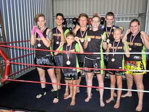 Little Rippers return home with seven medals from Nationals