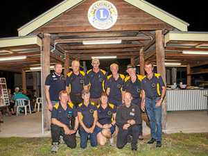'One big happy family': Lion's club celebrates 40th