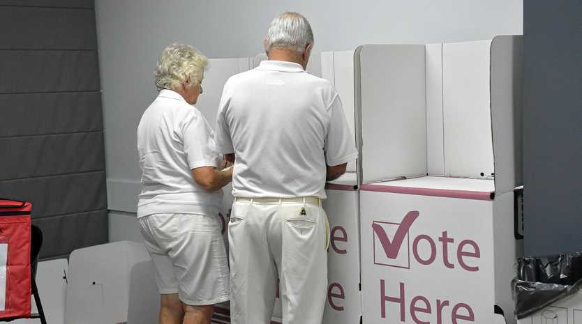 Pre-poll voting is now open, with a number of booths on the Sunshine Coast.