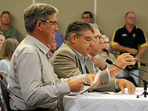 Farmers label public hearings a 'farce'