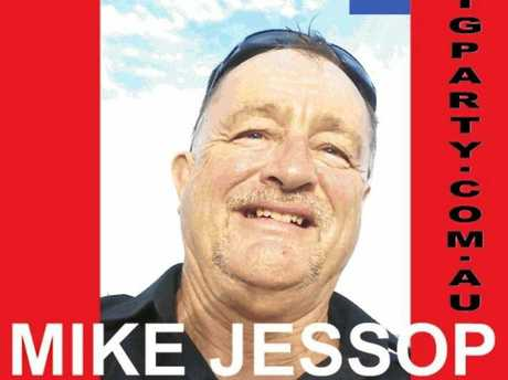 Mr Jessop's Whig Party advertisements still show him as running as an Independent.