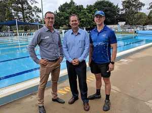 Hinterland community celebrates $500k for indoor pool